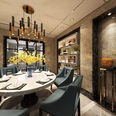 新古典客餐厅装修设计