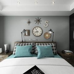 亿佳-英式 卧室