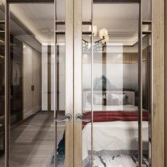 天津五大道68号A202新中式风格别墅全屋设计方案