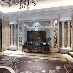 新古典风格客厅设计效果图