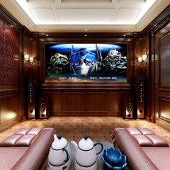 欧式风格观影厅