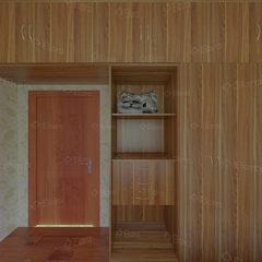 朴山自建房-衣柜2