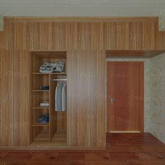 朴山自建房-衣柜1