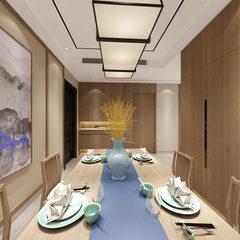 餐厅定制设计-新中式