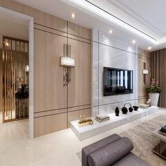 新古典风格豪宅客餐厅