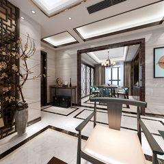新中式装修风格客厅设计效果