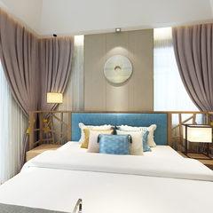 新中式风格卧室定制设计