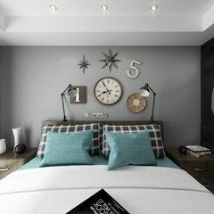 黑色-卧室