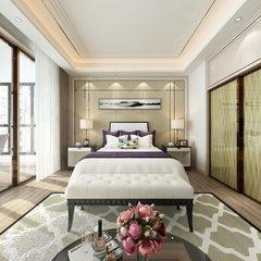 新中式风格卧室720全景