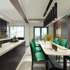 现代风格餐厨空间设计