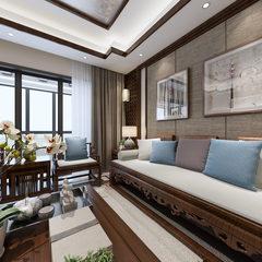 中式客厅定制