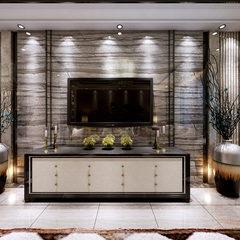 新古典风格客餐厅设计