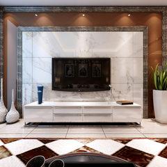 客餐厅经典设计720全景新古典风格