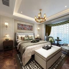 卧室美式风格定制设计