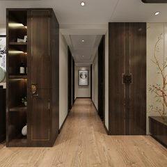 新古典风格客厅餐厅定制设计