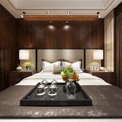 新中式风格卧室设计