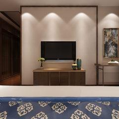 新中式风格卧室设计效果图