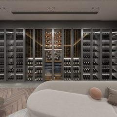 北京-壹号总部私人品酒区