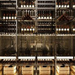 酒窖效果图