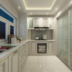 厨房全景图