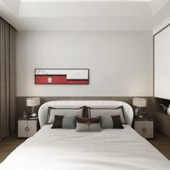 卧室全景效果图